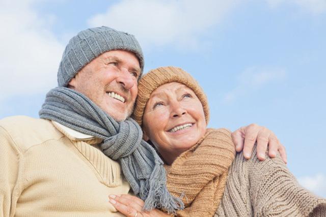 Giữ ấm cho cơ thể vào mùa đông