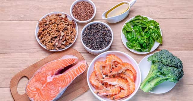 Các thực phẩm chứa nhiều Omega - 3