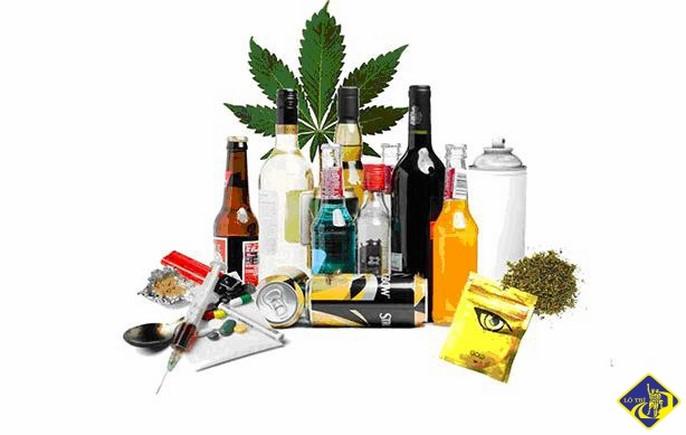 Các chất kích thích, ma túy gây ra tình trạng run trên cơ thể