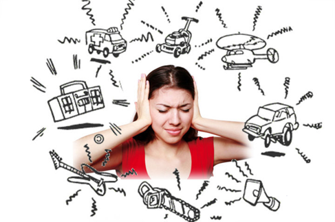 Tiếp xúc với tiếng ồn lớn dễ gây ù tai